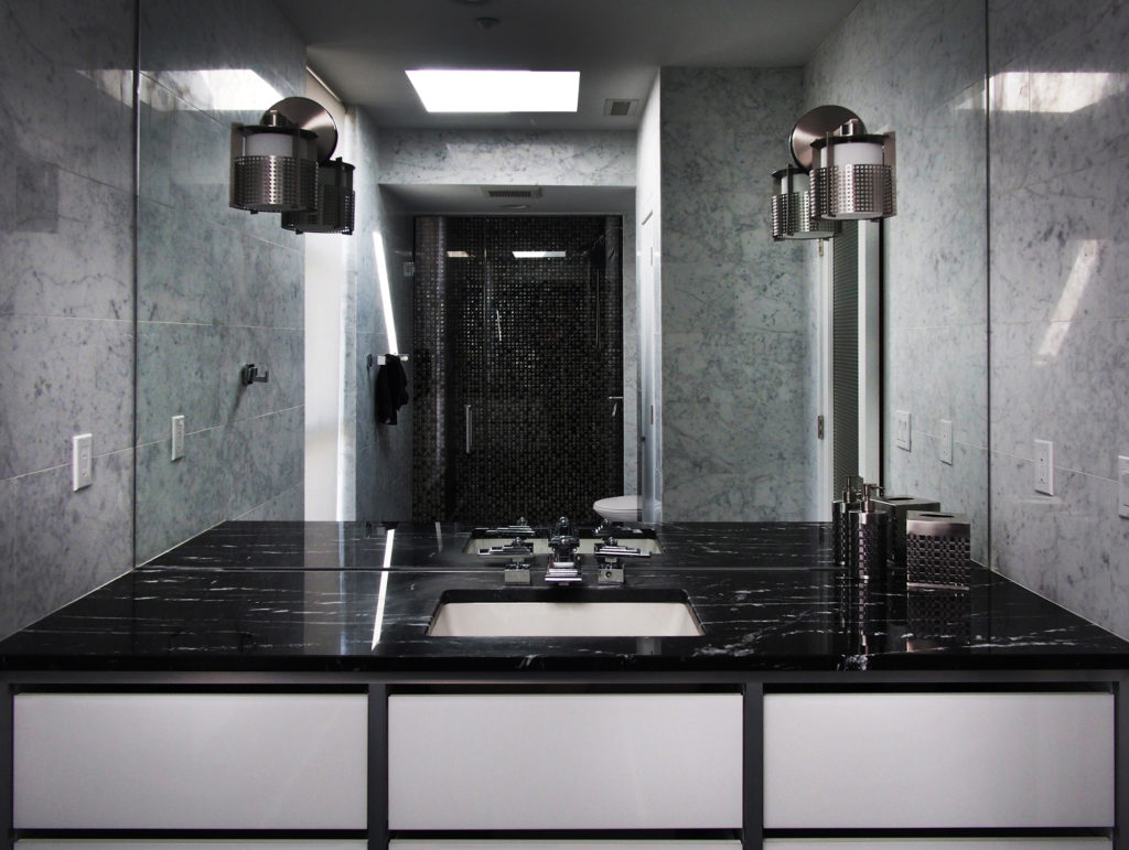 Modern Home in Purchase, En Suite Bathroom Two