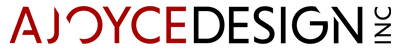 A Joyce Design Logo