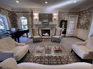 Elegance in Rye, Living Room
