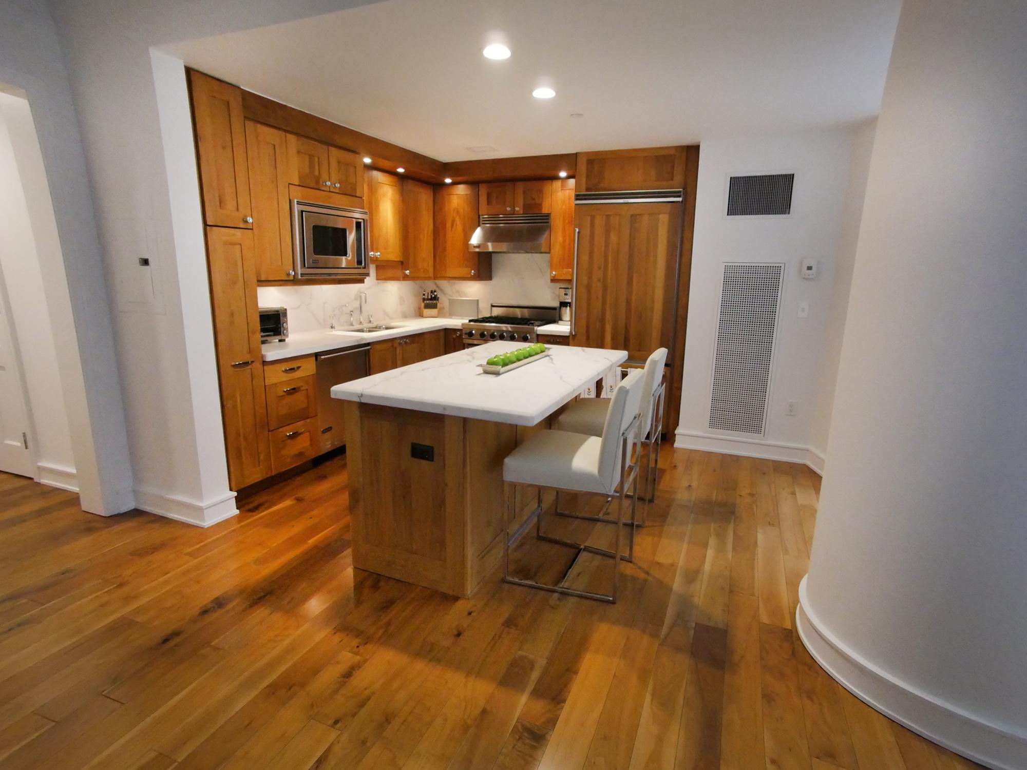 White Plains Cityscape, Kitchen